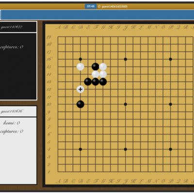 オンラインで囲碁をしたいあなたへ!