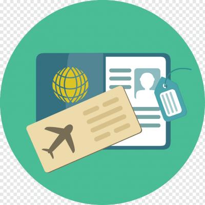 出発前に現地の連絡先のメモとパスポートコピーを家族にも預けておく!